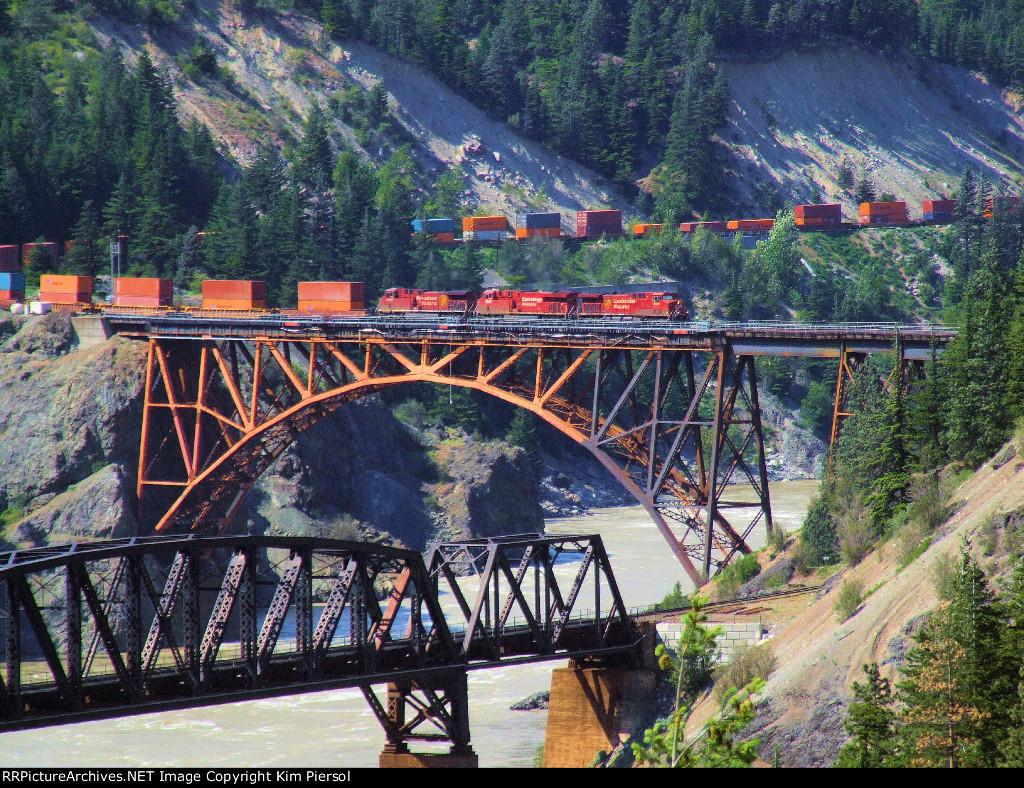 CP 9600 Across the Cisco Bridge