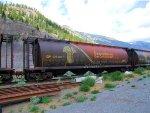 CP 625420 Saskatchewan Grain Car