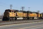 BNSF 9892 & 8832
