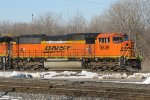 BNSF 9839 repainted into Heritage 3