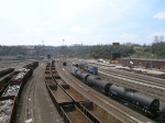 Union Railroad Yard