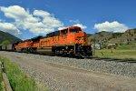 BNSF 9126 North