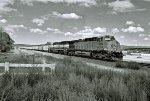 BNSF 5639 South
