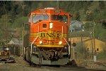 BNSF 9992 North