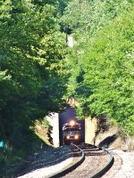 NS 135 Out of Swannanoa Tunnel