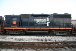 WLE 102 at Rook Yard