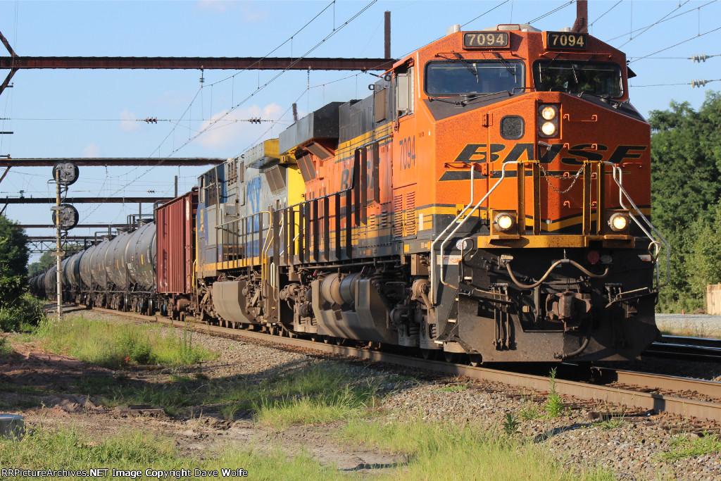 BNSF 7094