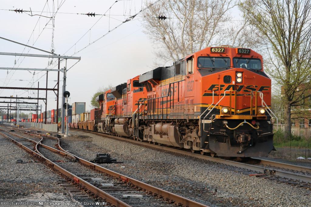 BNSF 6327