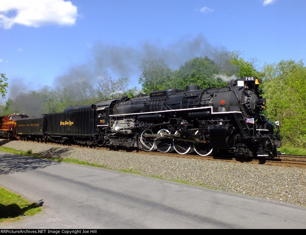 NKP 765 (NS #061)