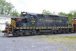 Winchester & Western GP9 709