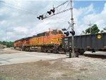 BNSF C44-9W 5102
