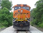 BNSF ES44C4 7073