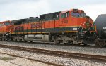 BNSF 1108 on WB freight