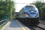 MARC train 848(30) at St Denis
