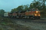 BNSF 5415 leads a EB stack.