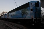 Tri-Rail BL36PH's 819 & 822 from Brookville