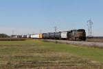 After making a large pick up at C&O Yard, CSX 5247 starts east with Q634