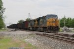 CSX 5294 & 462 head east with coke empties as K312
