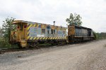 CSX 900001 sits with the 4042