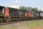 CN 5701 & NS 9571