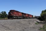 CP train 641 rolls west on the NS Chicago Line led by the 9770