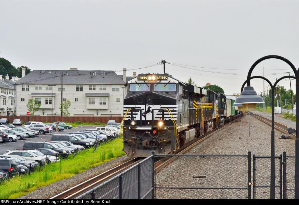 NS 8072