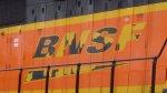 BNSF's current logo on BNSF 2665