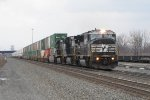 NS 6743 leads two more units east with 26T