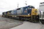 CSX 7572 & 9023