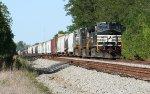 SB freight on Lake Charles sub