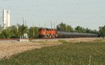NB oil train