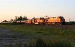 SB oil train almost to its final destination