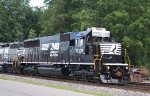 NS 6338 idles at MP368 along Old Maumee Road