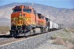 Rear DPUs on grain train