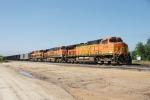 BNSF 5155, 1066 & KCS 4782