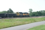 BNSF 1608 & 1762 with loads of scrap for NuCor in Jewett.