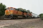 BNSF 4312 & 7098