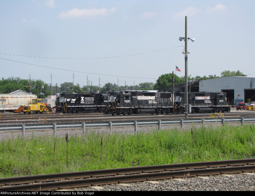 NS 5286, 5235 and 5225