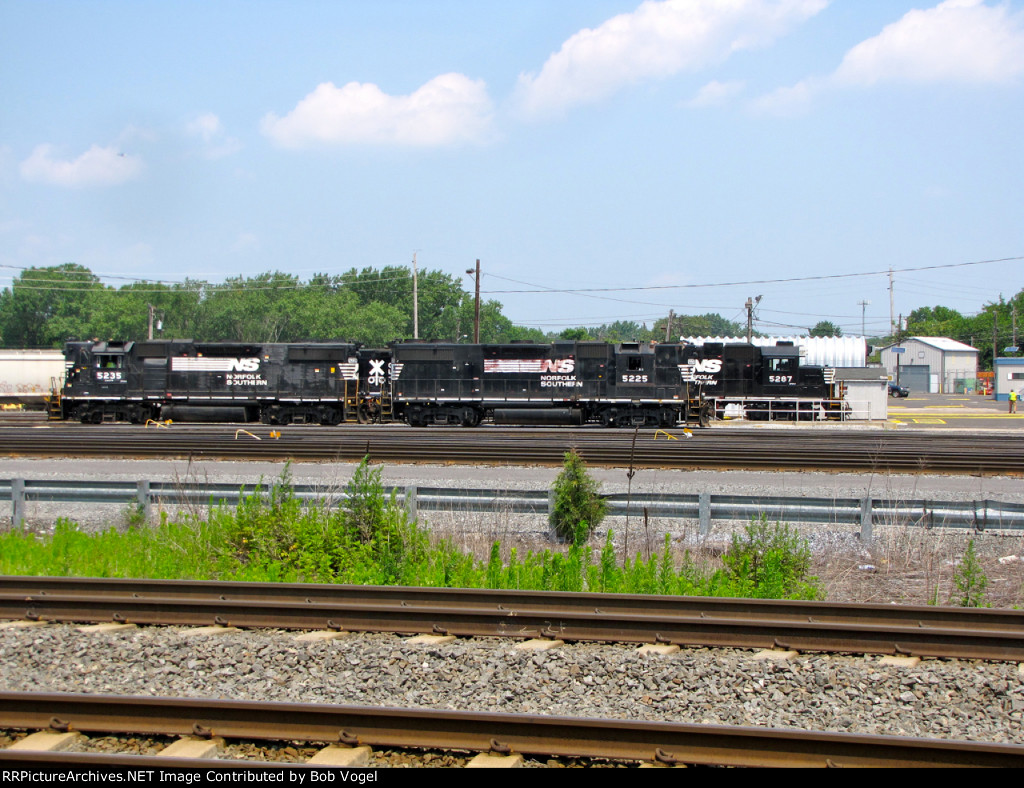 NS 5235, 5225 and 5287