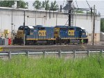 CSX 2282 and 6922