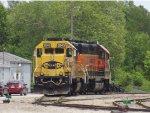 BNSF 2845