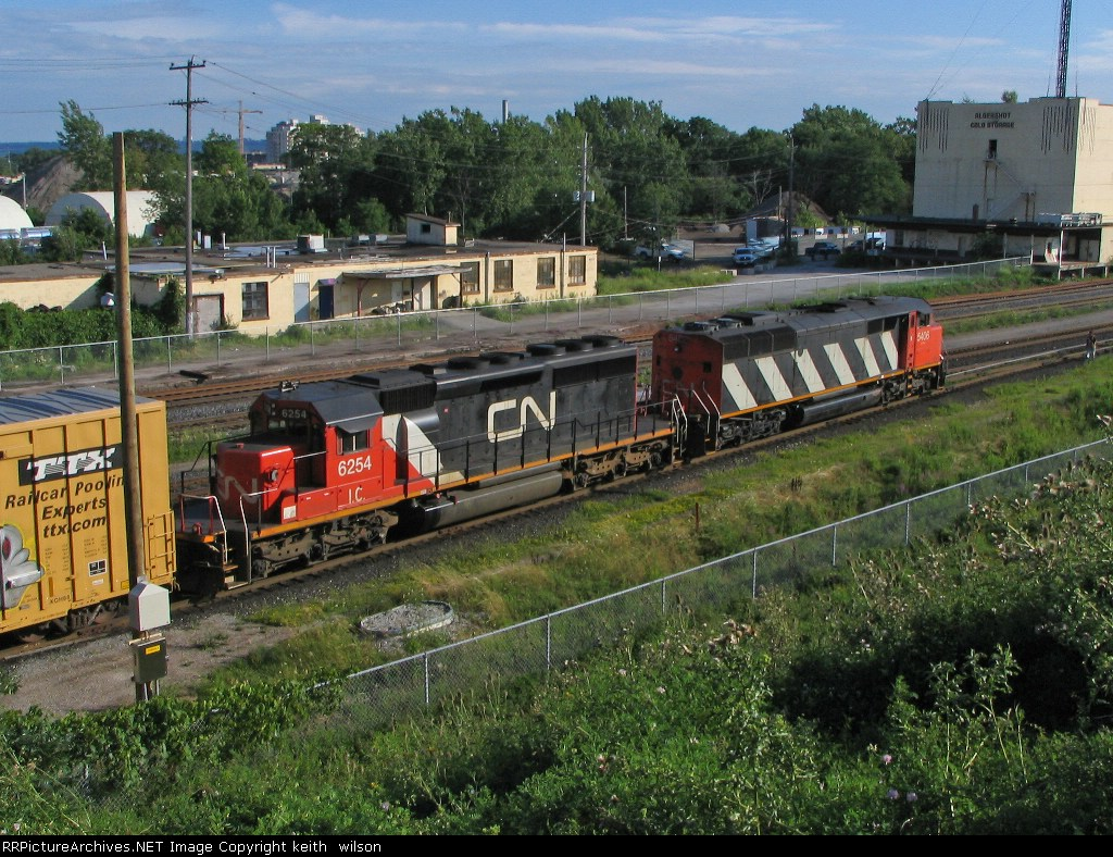 """CN 5406 & CN 6254( NOTE THE """"IC"""" MARKING)"""