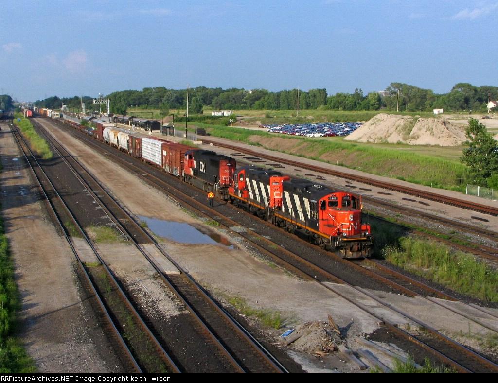 CN 4141, CN 4124 & CN 5605