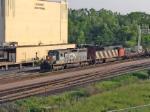 GTW 5939 & CN 5449
