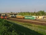 CN 7075 & GO TRAIN