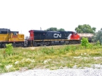CN 2573 & UP 2221