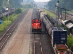 CN 4018 AND TWO OUTRIDERS
