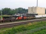 CN 5616 & CN 2401