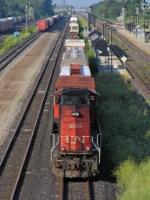 CN 5605 REAR VIEW