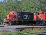 CN 7026 & CN 4769 WITH CN 4132 HIDING BEHIND